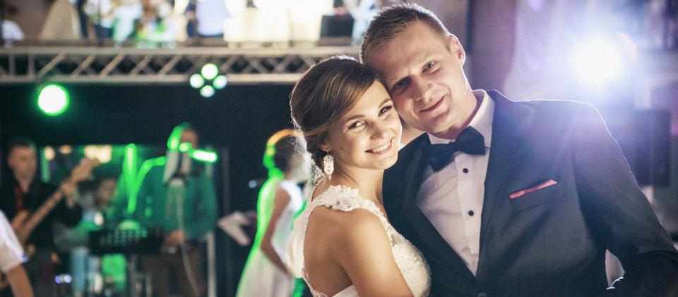 Creative -komplet ślubny