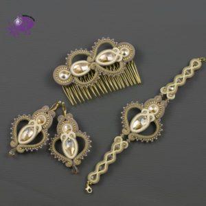 Royal - komplet ślubny
