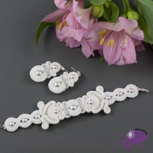Perły w biżuterii ślubnej