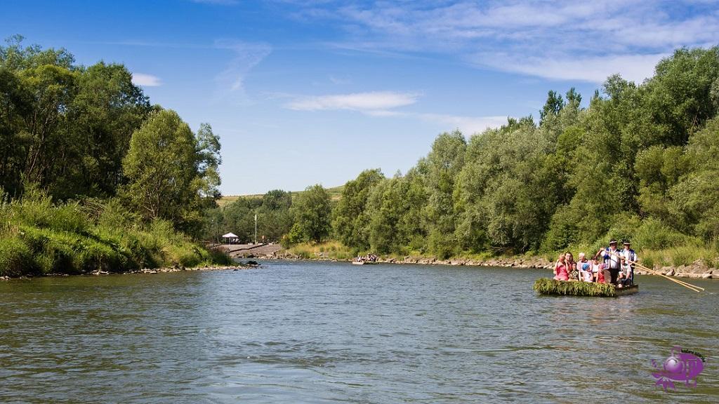 Spływ Dunajcem ze Sromowiec Wyżnych